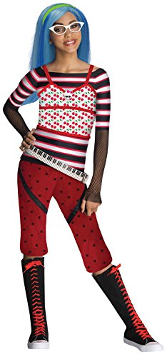 Rubies Girls Monster High Ghoulia Yelps Costume -