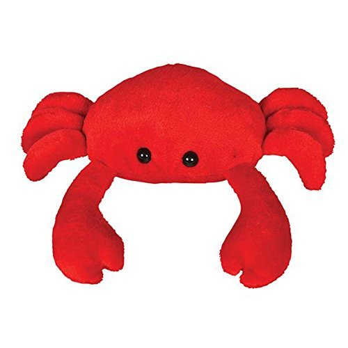 Animals Crabs (Crab Bean Filled Plush Stuffed Animal)