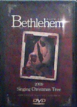 Back to Bethlehem 2009 Singing Christmas Tree - Bellevue Baptist Church [DVD] (Memphis Christmas Tree Singing)
