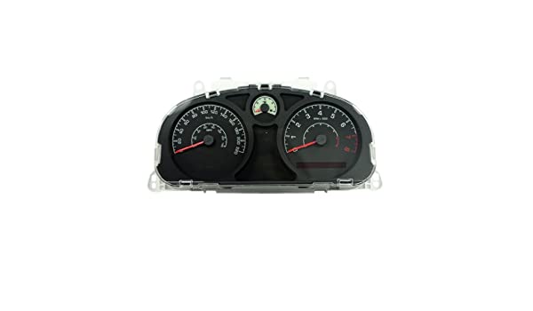 2008-09 GENUINE SATURN SKY 2.4L KPH INSTRUMENT CLUSTER 15918803