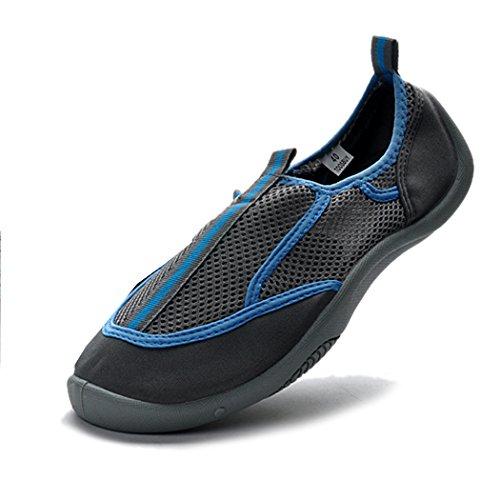 Adi Dames- En Heren Waterschoenen, Bestuurders Schoenen, Sneakers, Instappers Blauw