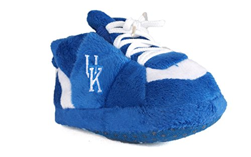 - KEN03PR - Kentucky Wildcats NCAA Happy Feet Baby Slippers