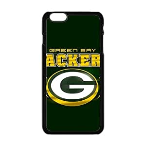 Happy NFL Green Bay Packers Logo Cell Phone Case Cover For Apple Iphone 4/4S