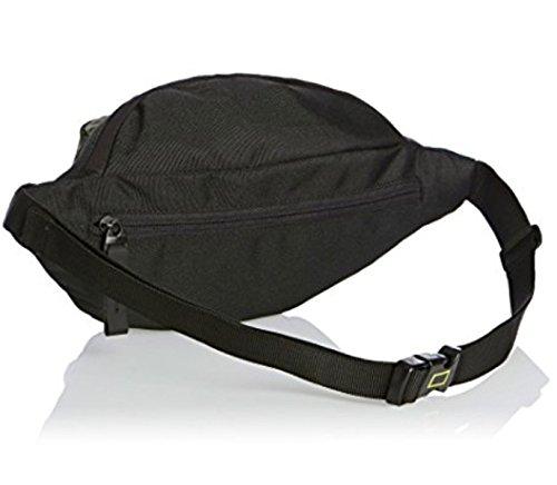 National Geographic Gürteltasche Explorer Bauchtasche Hüfttasche Khaki 34x10,5x16cm Tasche 01101 11 Bowatex