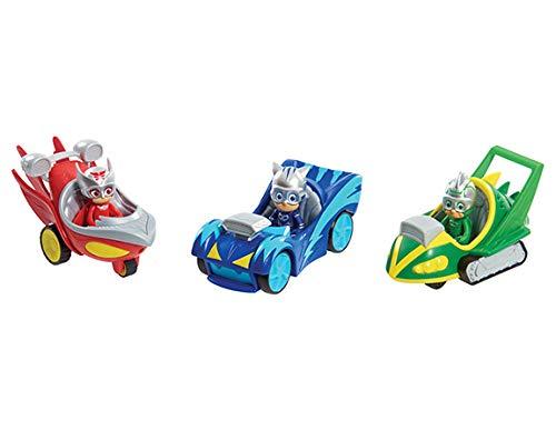 شراء PJ Masks Catboy Speed Boosters Vehicles, Multicolor