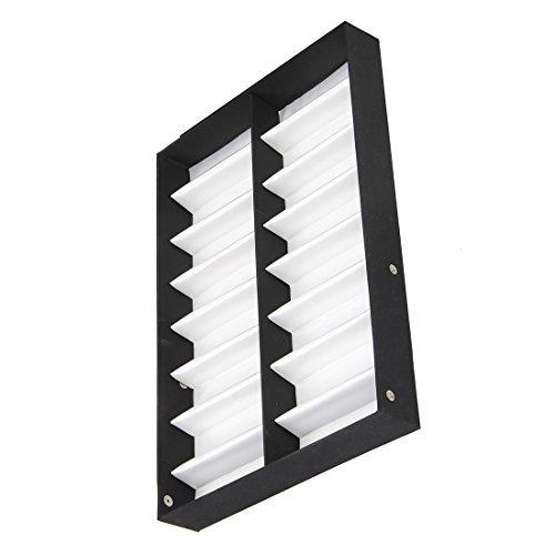 GreenSun(TM) Glasses display case 16 pairs Storage box with foldable lid for sunglasses glasses box (Black + - Airtight Garage Sunglasses