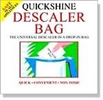 Quickshine Descaler Bag (1 Application)