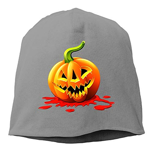 Headscarf Halloween Pumpkin Love Hip-Hop Knitted Hat for