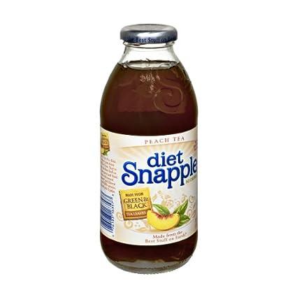 is diet snapple good for diabetics