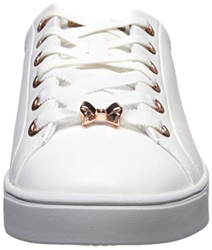 Sneaker Women's Baker Ted Leather Kellei White t06qnHURw