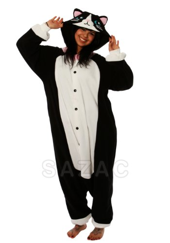 Black Cat Kigurumi (Adults) -