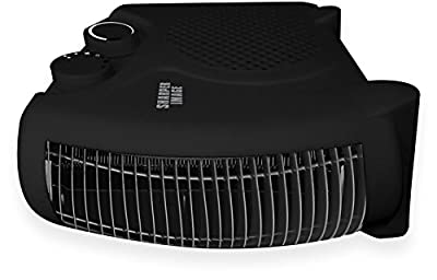 "Sharper Image 10"" ETL Certified Table Top Heater"