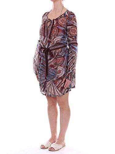 Multicolore Miss Bikini Femme Caftan 38101 XXFzvqxf