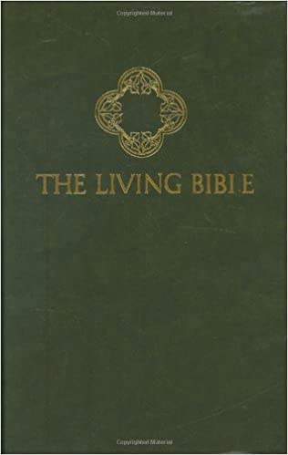 Buy Living Bible Book Online At Low Price In India Review Rating Amazon The Paraphrased Audio