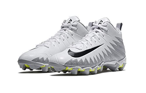6140b1392 Nike Men s Alpha Menace Shark Wide Football Cleat - stylyan