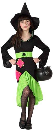 Atosa 14974 Disfraz bruja verde 3-4 años, talla niña: Amazon.es ...
