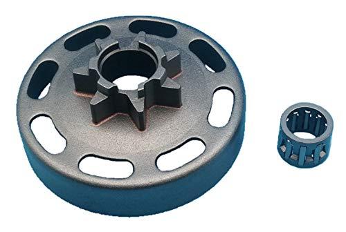 Tuzliufi Clutch Drum Sprocket Needle Bearing Replace Husqvarna 435 435 II 435E 435E II 440 440II 440E Chainsaw .325