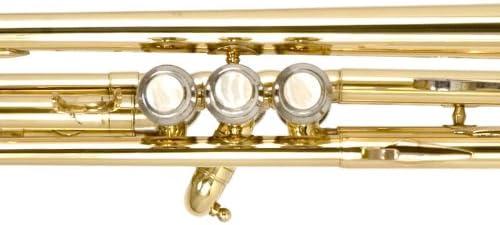 Mendini by Cecilio MTT-L Trumpet Review