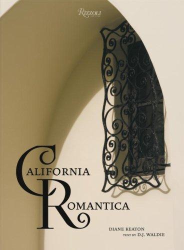 California Romantica from Rizzoli
