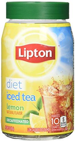 (Lipton Iced Tea Mix - Diet Decaffeinated Lemon - 3 oz - 2 pk)