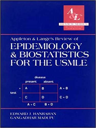 Appleton and Lange's Review of Epidemiology and