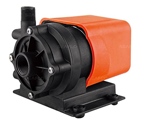 Seawater Air Conditioning - Seaflo Marine Air Conditioning/Seawater Circulation AC Pump 500GPH Submersible - 115V