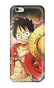 3587898K865714997 one piece anime Anime Pop Culture Hard Plastic iPhone 6 Plus cases Kimberly Kurzendoerfer