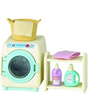 Sylvanian Families SF5027 Washing Machine Set - Multi Color
