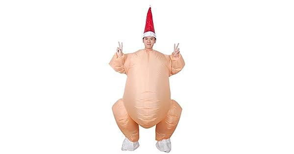 Amazon.com: guaitai pollo asado de Navidad Hinchable Fiesta ...