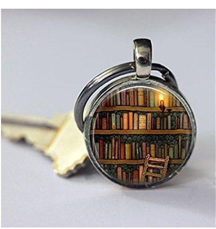 Llavero de libros, estanterías: Amazon.es: Hogar