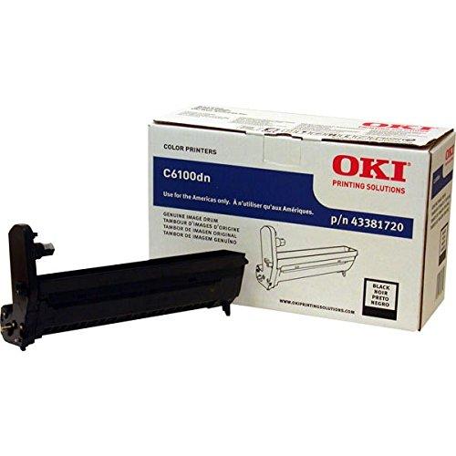 Oki C5550 Mfp/C6100/C6150/Mc560 Mfp Series Black Image Drum 20000 Yield