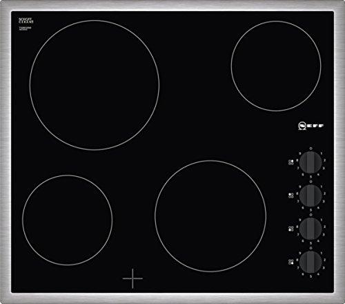 Neff T16BK40N0 Placa de vitrocerámica convencional 60 cm ...