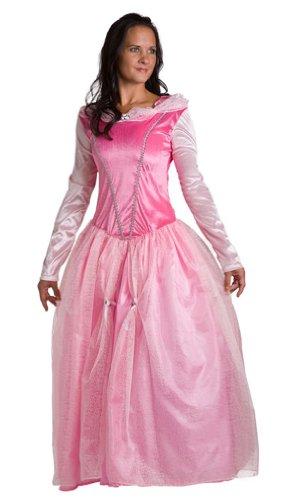 Adult beauty costume sleeping think