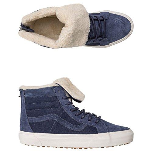 文字囲いフォアマン(バンズ) VANS メンズ シューズ?靴 カジュアルシューズ VANS SK8-HI ZIP T.O. MTE CA SHOE 並行輸入品