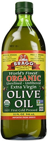 Bragg Organic Extra Virgin Olive Oil 32 oz.
