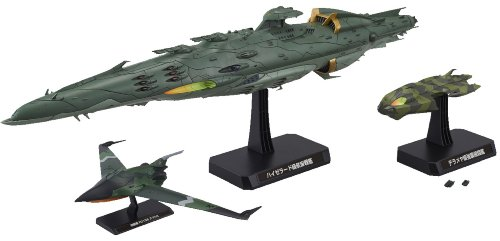 Bandai Hobby Garmillas Ship Set 4