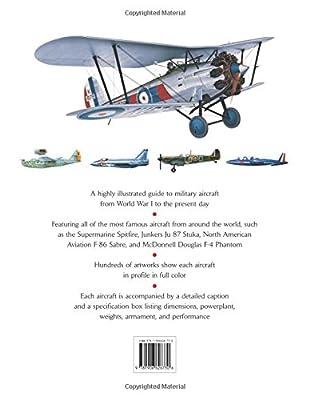 Military Aircraft (Visual Encyclopedia)