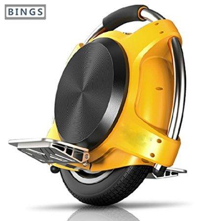 Bings Auto Equilibrio de rueda única Scooter eléctrico (esto ...