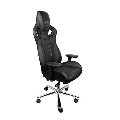 E Blue Cobra Gaming Chair High Grade Pu Leather Pc Racing
