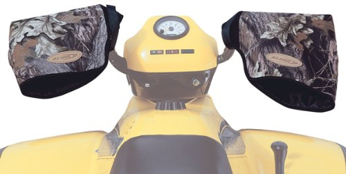 Atv Mitts - ATV Hand Protectors (Mitts), Mossy Oak, pair