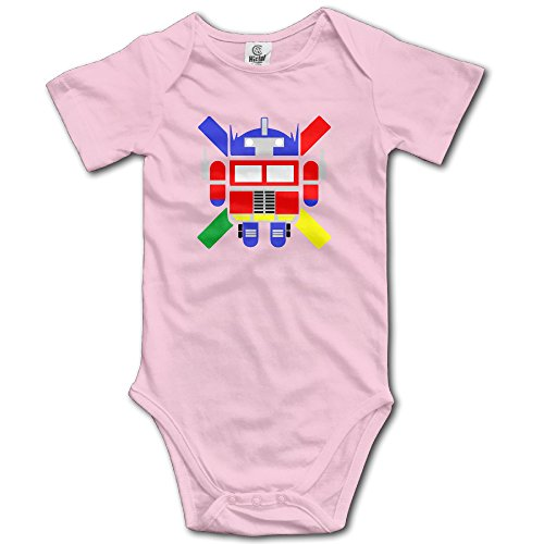 duola-infants-boys-girls-cute-cartoon-autobots-robot-short-sleeve-baby-climbing-clothes-for-6-24-mon