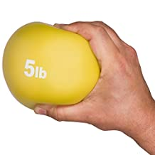 Weighted Exercise Toning Ball - Set of 2 - By Trademark Innovations