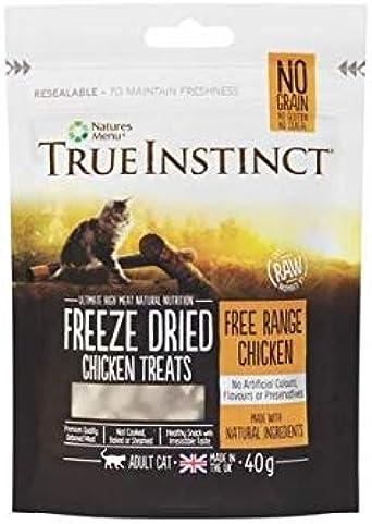 Natures Menu True Instinct - Snacks congelados deshidratados de ...