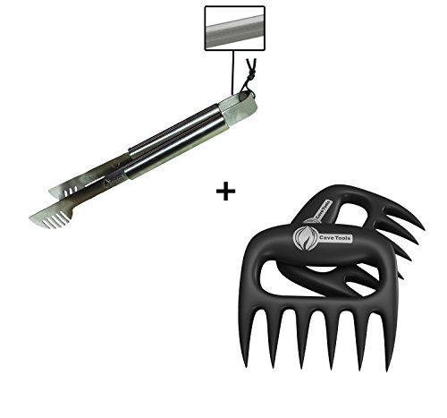 Grill Tongs Pulled Shredder Claws