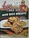 Larry The Cable Guy Herb Beer Biscuits 12 Oz Box (2 Pack - 24 Oz Total)