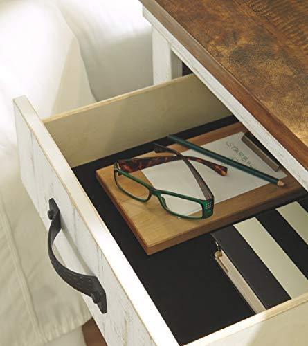 Signature Design By Ashley - Wystfield Dresser - White/Brown