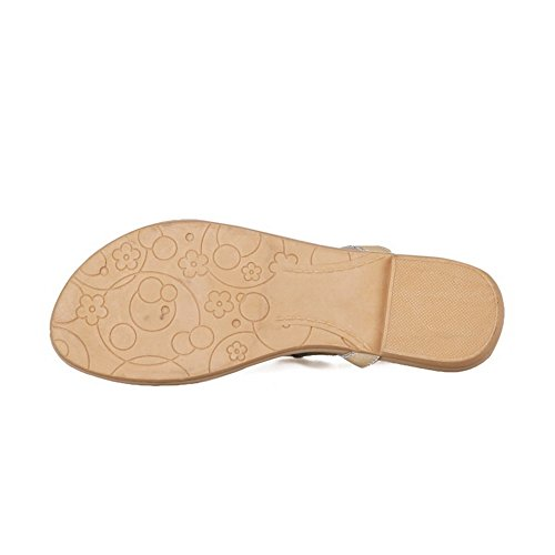 vestir Sandalias marrón de mujer Adee para q7xz0BZ