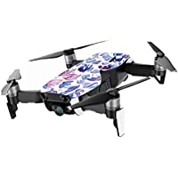 MightySkins Skin for DJI Mavic Air Drone - Blue Petals | Min Coverage Protective, Durable, and Unique Vinyl Decal wrap cover | Easy To Apply, Remove, and Change Styles | Made in the USA