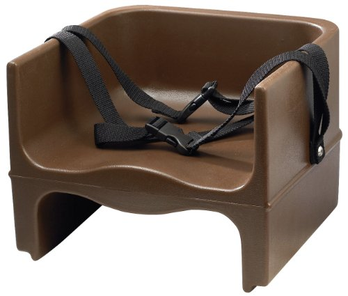 Winco USA Double Sided Child Booster Seat, Brown