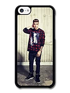 CSKFUJustin Bieber Red Jumper Beliebers JB Popstar case for iphone 6 4.7 inch iphone 6 4.7 inch A1434